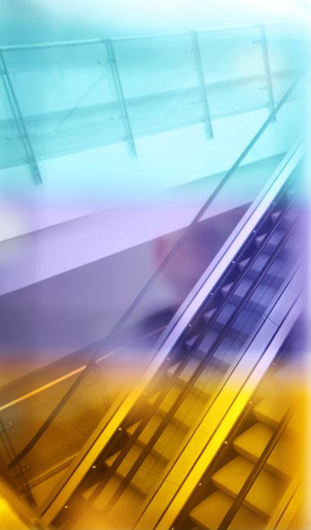 Lichtschwimmer - Farbtaucher